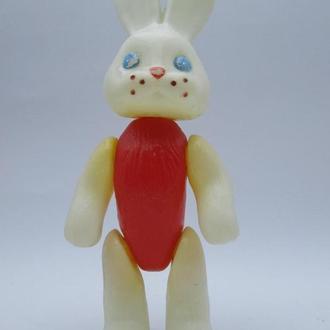 Заяц Зайчик игрушка СССР