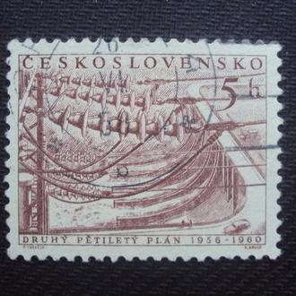 ЧССР 1960 гаш.
