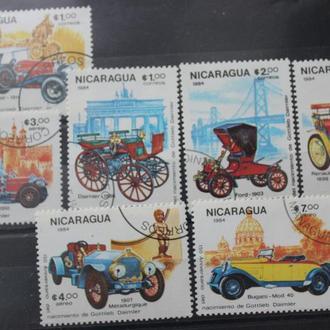 Никарагуа, 1984г. гаш.