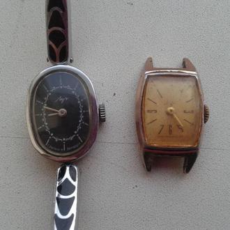 Часы Луч женские 2 шт.