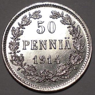 50 пенни 1914