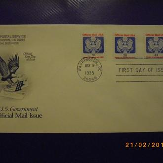 США КПД 1995г. Вашингтон