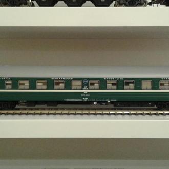 Модель спального вагона РЖД фирмы АСМЕ (Италия).