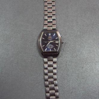 часы наручные с браслетом мужские Ориент Япония Orient №3072