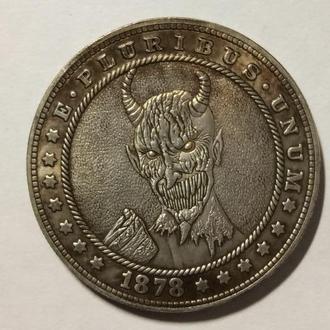 1 доллар США Хобо А-86