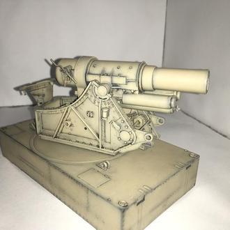 1/35 TAKOM - SKODA 30.5cm M1916 SIEGE HOWITZER
