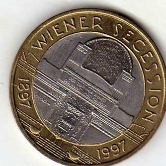 Австрия 50 шиллиного 1997г
