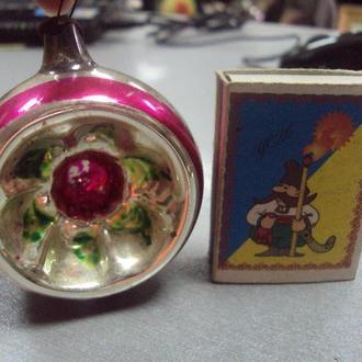 елочная игрушка шар фонарь фонарик №5