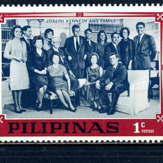 Филиппины. Кенеди ** 1968 г.