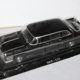 ЗиЛ 111 новый Автолегенды СССР модель 1:43 газ ваз