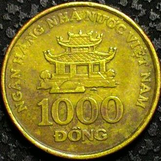 Вьетнам 1000 донг 2003 год СОСТОЯНИЕ!!!!