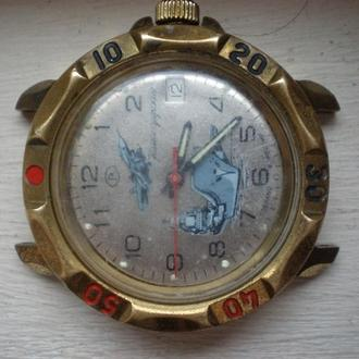часы Восток Командирские рабочий баланс сохран 15023
