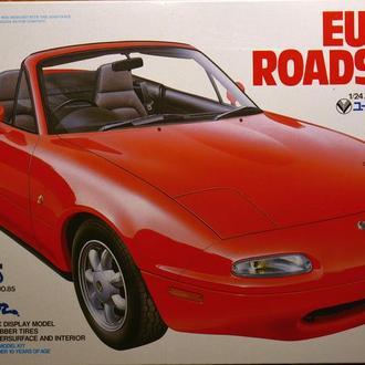 Сборная модель автомобиля Mazda Eunos Roadster 1:24 Tamiya 24085