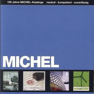 Michel 2010/11 - Марки Западной Европы - на CD