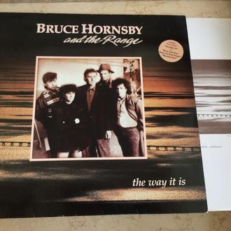 Bruce Hornsby And The Range – The Way It Is (Germany ) LP