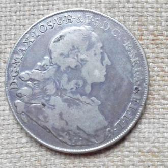 Талер 1755г. Патрона Бавария  27,6грамма серебро