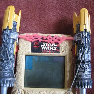 Star Wars Электронная игра Tiger 1999 Раритет