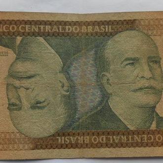 Бразилия 1000 крузейро 1981 год.