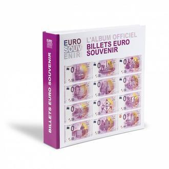 Альбом для 200 банкнот «Евро Сувенир» + бонус