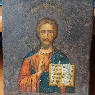 Икона Спасителя 11 на 13см