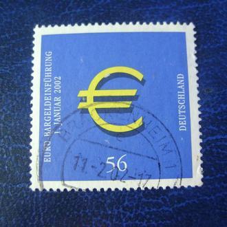 Германия. Евро.
