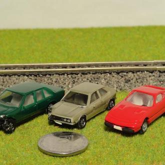 (0847) авто для макета ж/д в масштабе H0 (1:87)