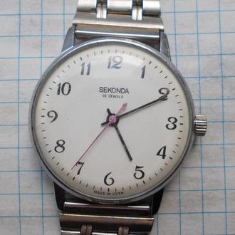 """Часы """"Seкonda"""". 2609 НА. На ходу."""