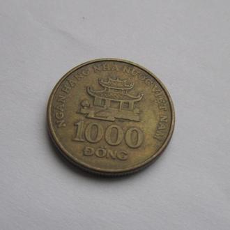 1000 донг 2003 г. Вьетнам