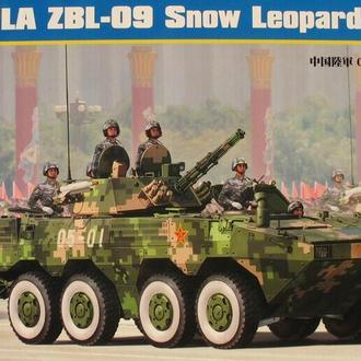 Сборная модель ZBL-09 Snow Leopard  IFV 1:35 Hobby Boss 82486