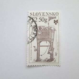 Словакия 2009 г.