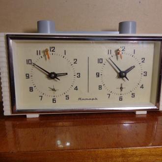 Часы шахматные Янтарь, СССР