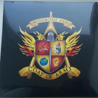 WISHBONE ASH Coat Of Arms  2LP  Sealed