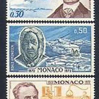 Монако 1972 Исследователи