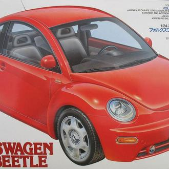Сборная модель Volkswagen New Beetle   1:24 Tamiya