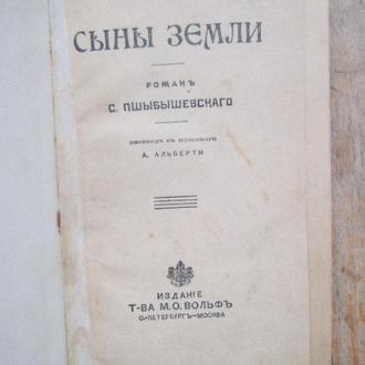 Пшыбышевский. Сыны земли. 1905.