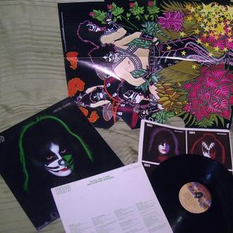 KISS  (Peter Criss)  1978  Casablanca US  VG / VG ++