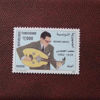 Тунис. 2000г. **
