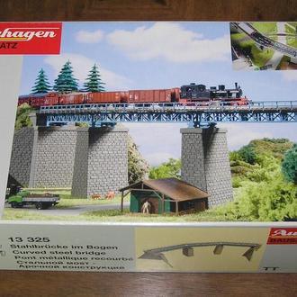 Auhagen 13325 стальной мост 1:120/TT
