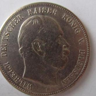 5 марок 1876г