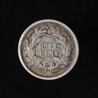 5 Центов 1872,(40) США СОХРАН!
