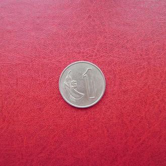 Уругвай 1 песо 1980