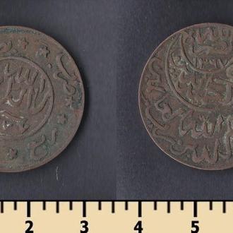 Йемен 1/40 риала (1 букша) 1958