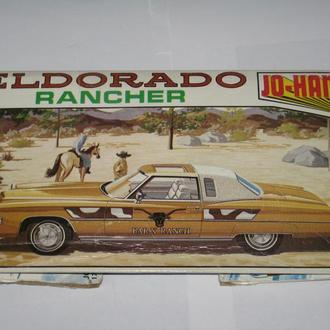 Jo-Han GC-3300 Cadillac Eldorado Rancher, 1/25