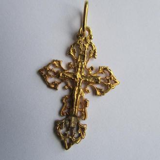 Золотой Крест 56 проба