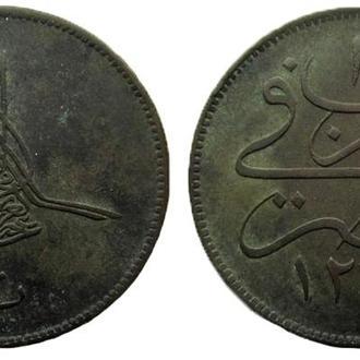 Османскай Египет. Абдул Азиз. 1861/1277 гх. 40 пара