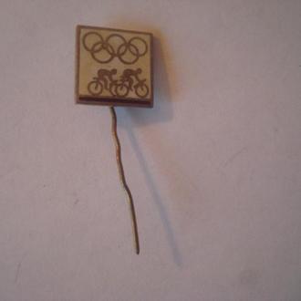 Знак Олимпиада тяж.