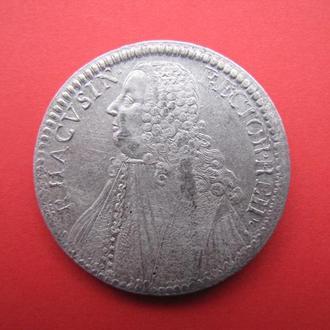 Талер 1766,(200) Дубровник / Рагуза Без Юстировки!