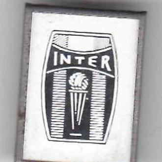 Футбольные клубы Европы Интер