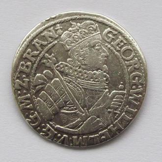 Орт 1622 Георг Вильгельм Пруссия, г. Бранденбург