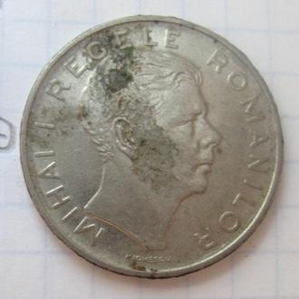 РУМЫНИЯ. 100 лей 1943 года.